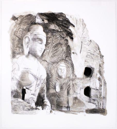 Buddha by Michele Zalopany at Michele Zalopany