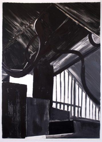Interior I by Michele Zalopany at