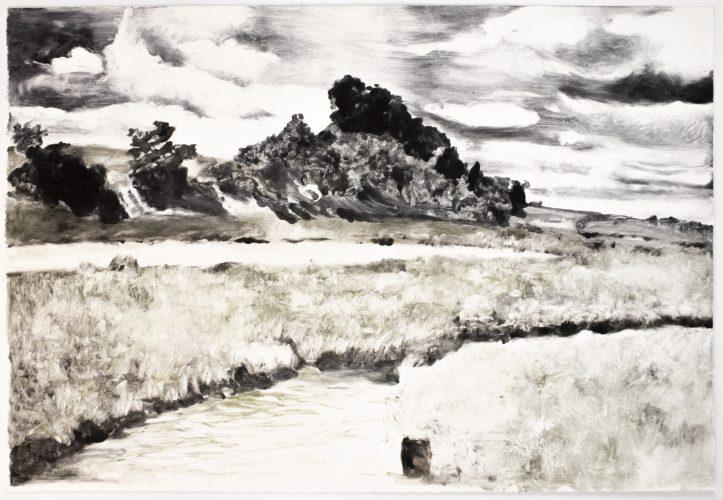 Landscape by Michele Zalopany at Michele Zalopany
