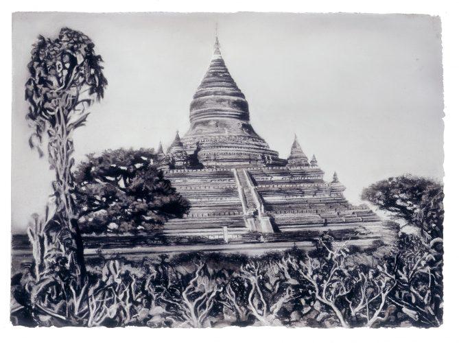 Temple by Michele Zalopany at