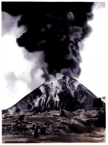 Volcano by Michele Zalopany at