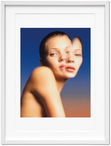 Kaos, Art Edition No. 151–200 'Kate Moss, Marrakech, 1993' by Albert Watson at