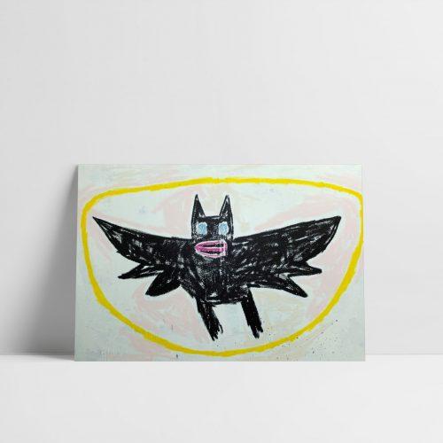 Bat In Salem by Adam Handler