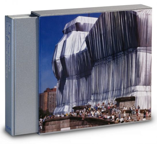 Wrapped Reichstag, Berlin, 1971–1995 by Christo and Jeanne-Claude
