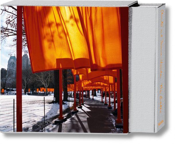 The Gates by Christo and Jeanne-Claude