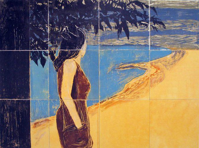 Conte d´amour by Ana Calzavara at Galeria Gravura Brasileira