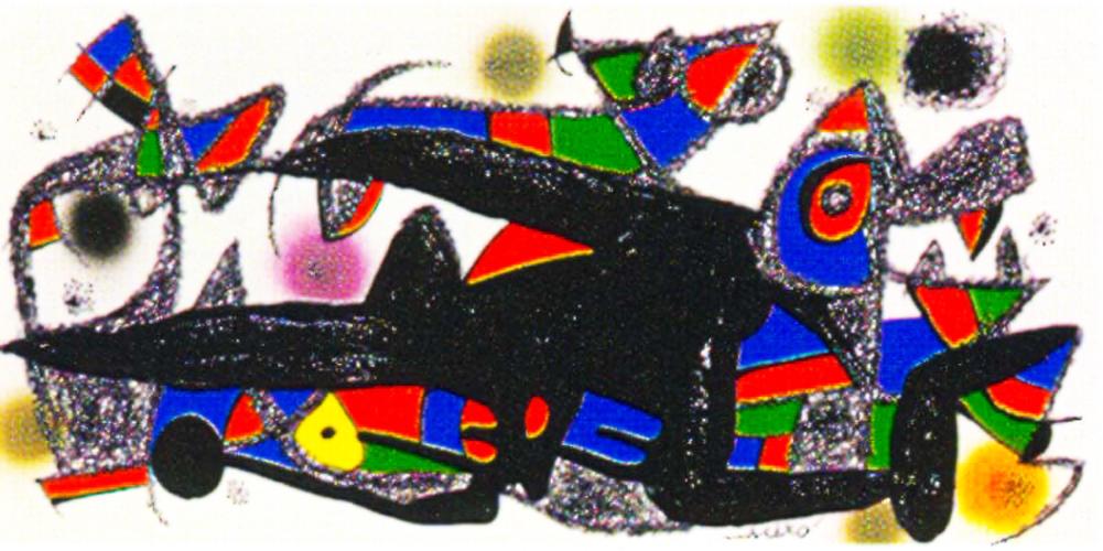 Miro Sculptor -Denmark by Joan Miro