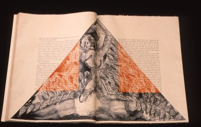 The Departure of the Argonaut book by Francesco Clemente at Petersburg Press