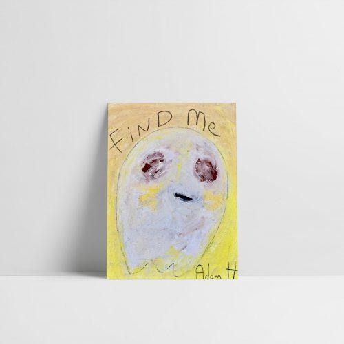 Find Me Ghost by Adam Handler
