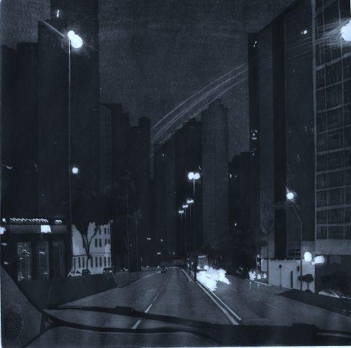 Nacht by Lucas Naganuma at