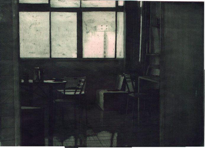 Sala (Living Room) by Lucas Naganuma at