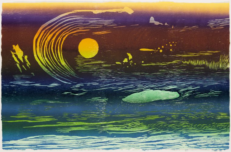 Luna Sea by Cathie Crawford