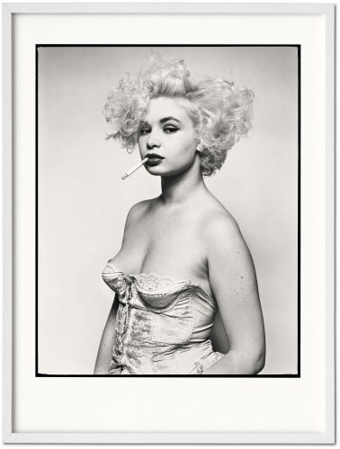 Marthe, 1987 by Bettina Rheims