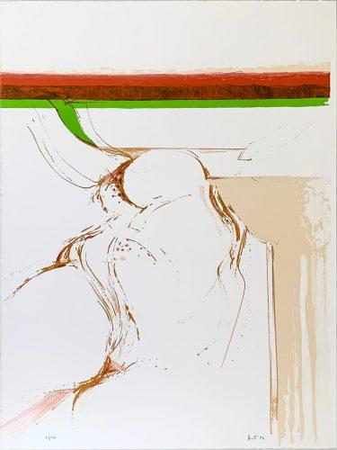 "Untitled"" – Rothko Memorial Portfolio"" by Adrian Heath at"