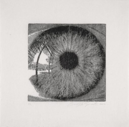 Deambulatory Series – Eye by Ernesto Bonato