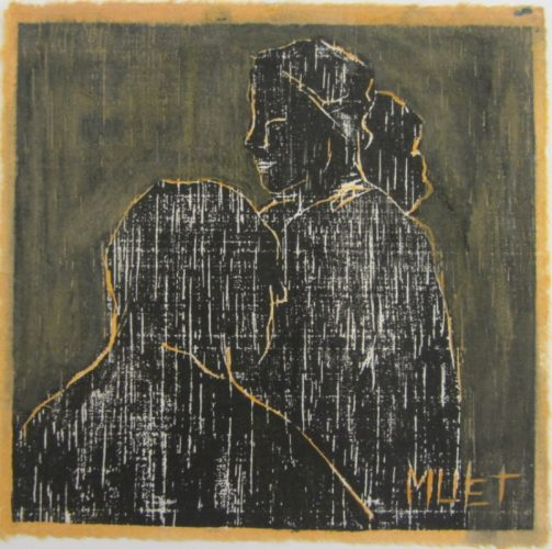 Untitled (Couple) by Ana Calzavara