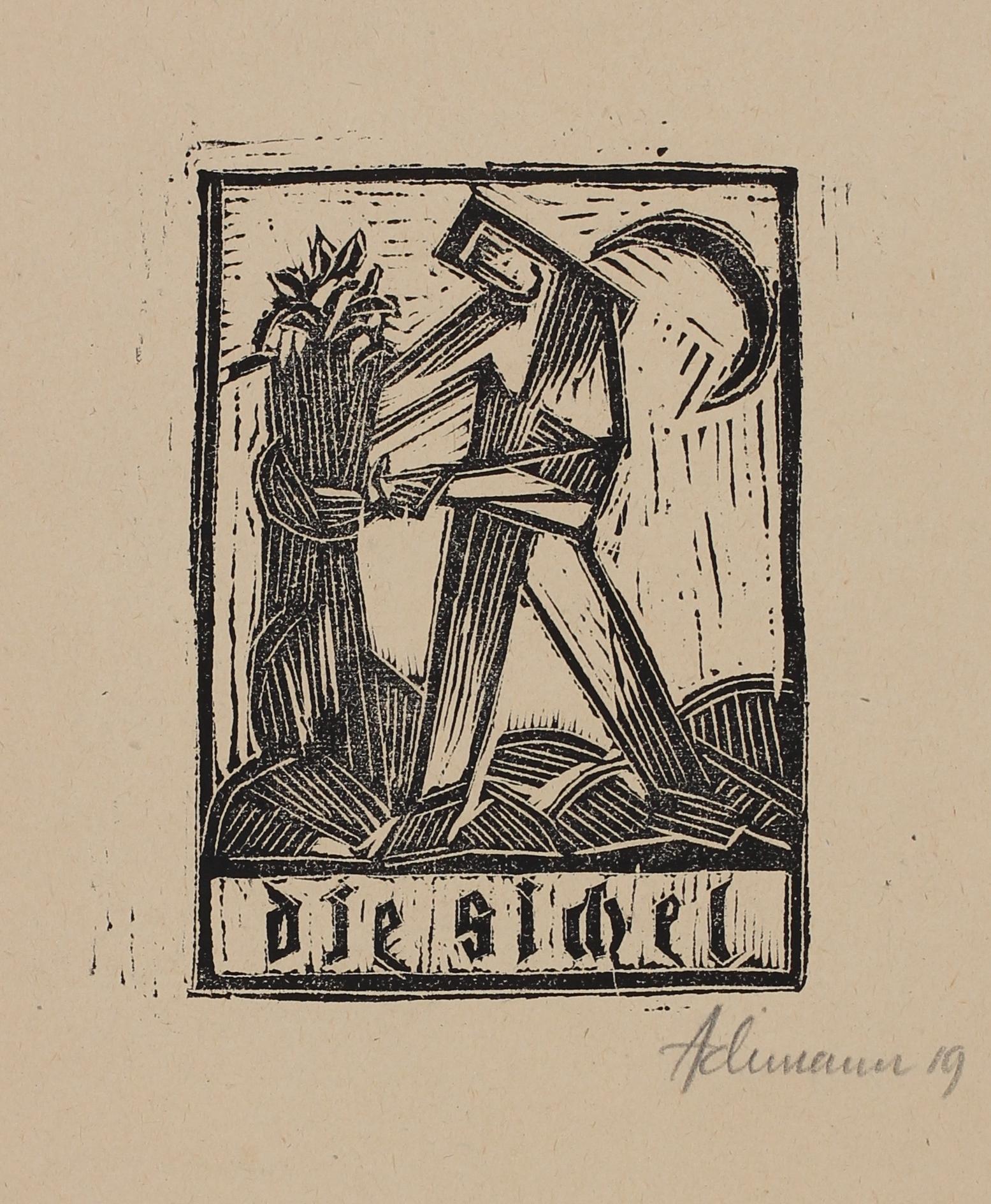 Die Sichel (The Sickle) by Josef Achmann