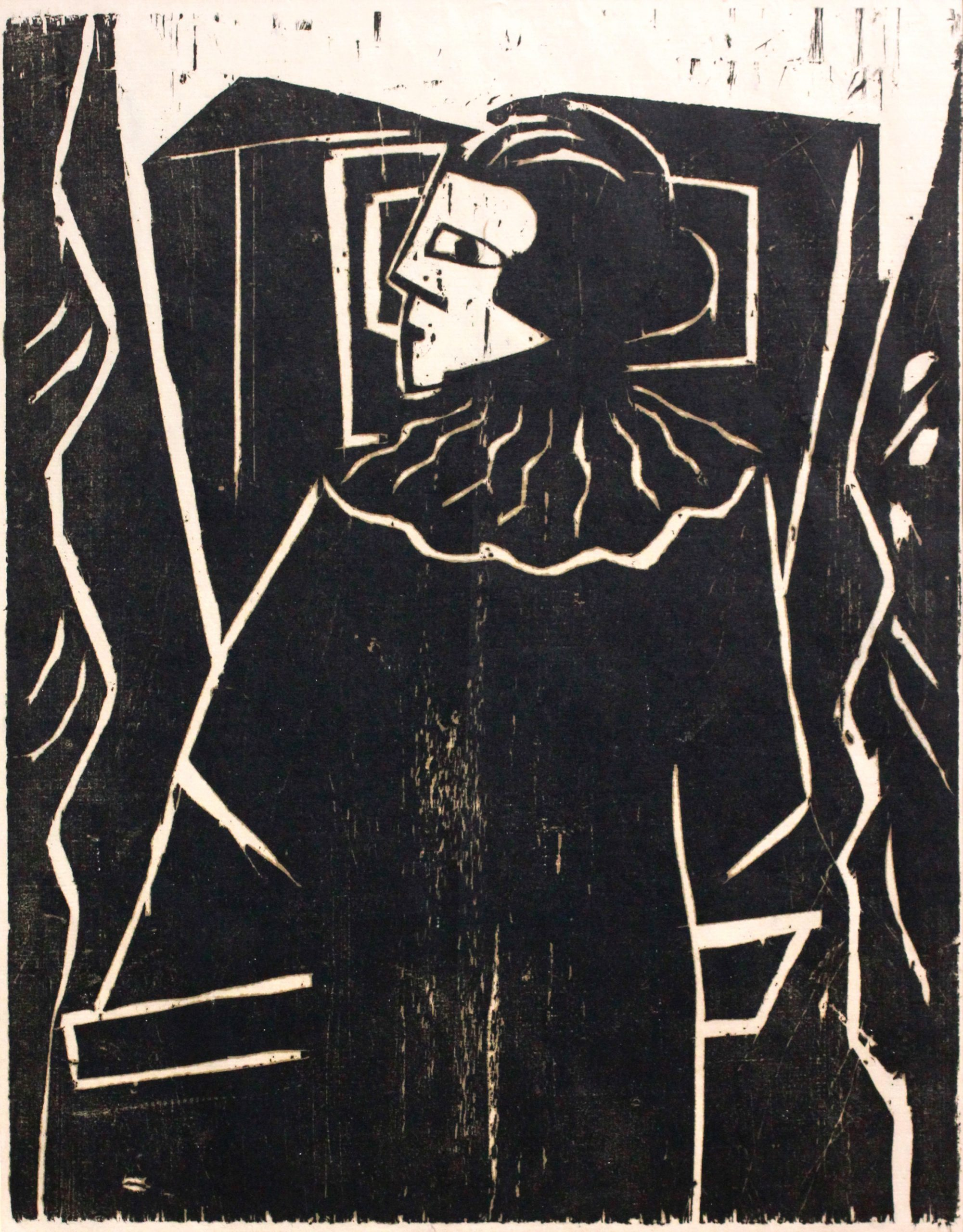 Am Fenster (At the Window) by Josef Achmann