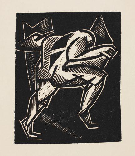 Simson by Josef Achmann