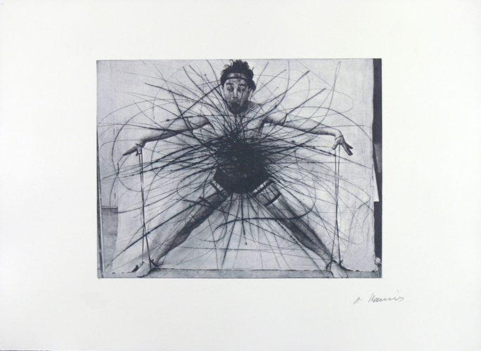 Untitled by Arnulf Rainer at Arnulf Rainer