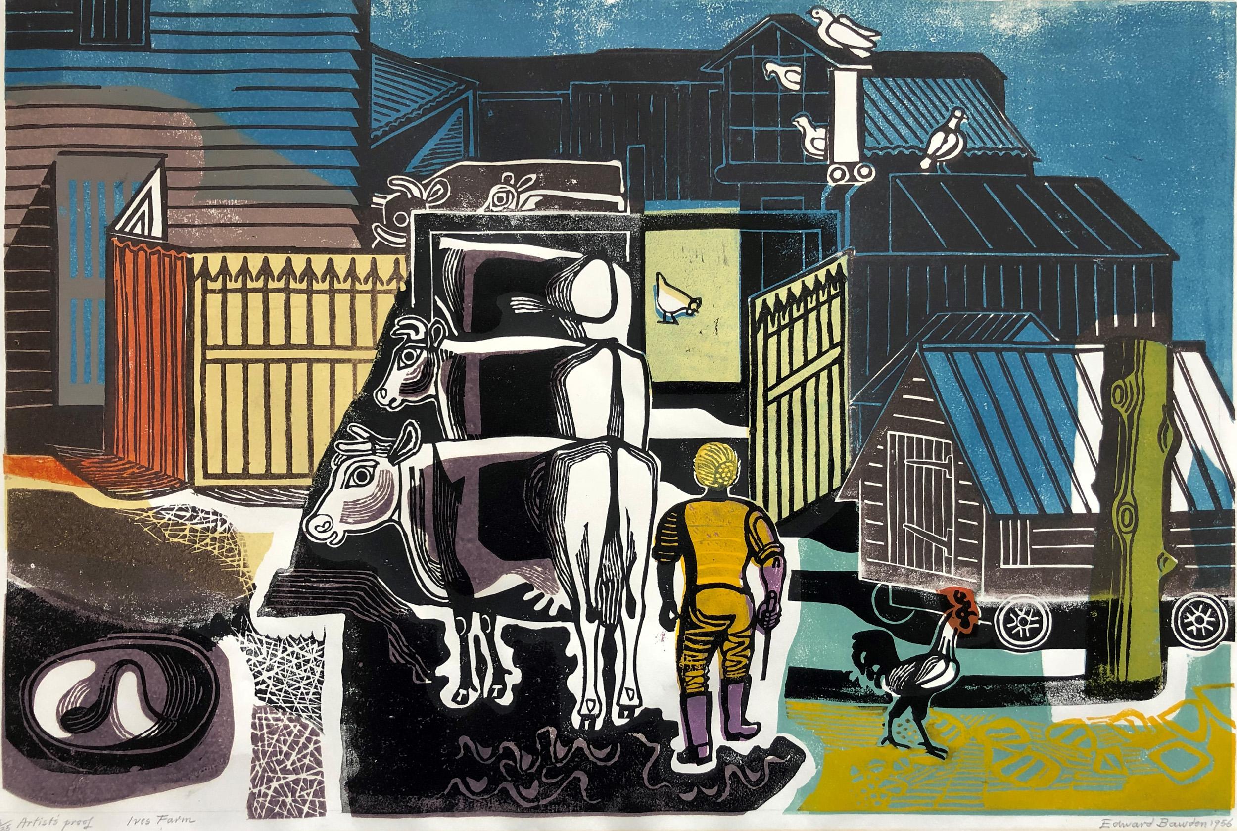Ives Farm by Edward Bawden