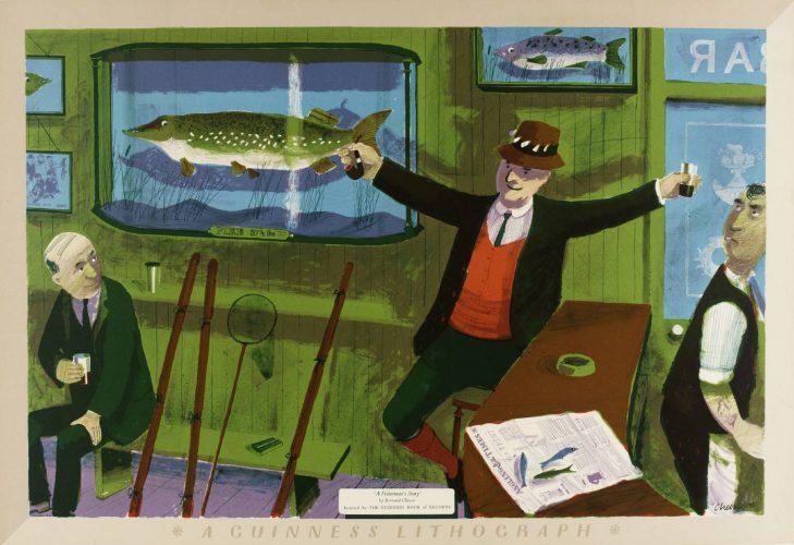 A Fisherman's Story by Bernard Cheese at