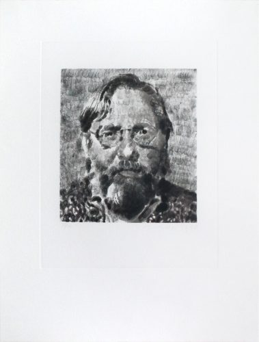 John I by Chuck Close at