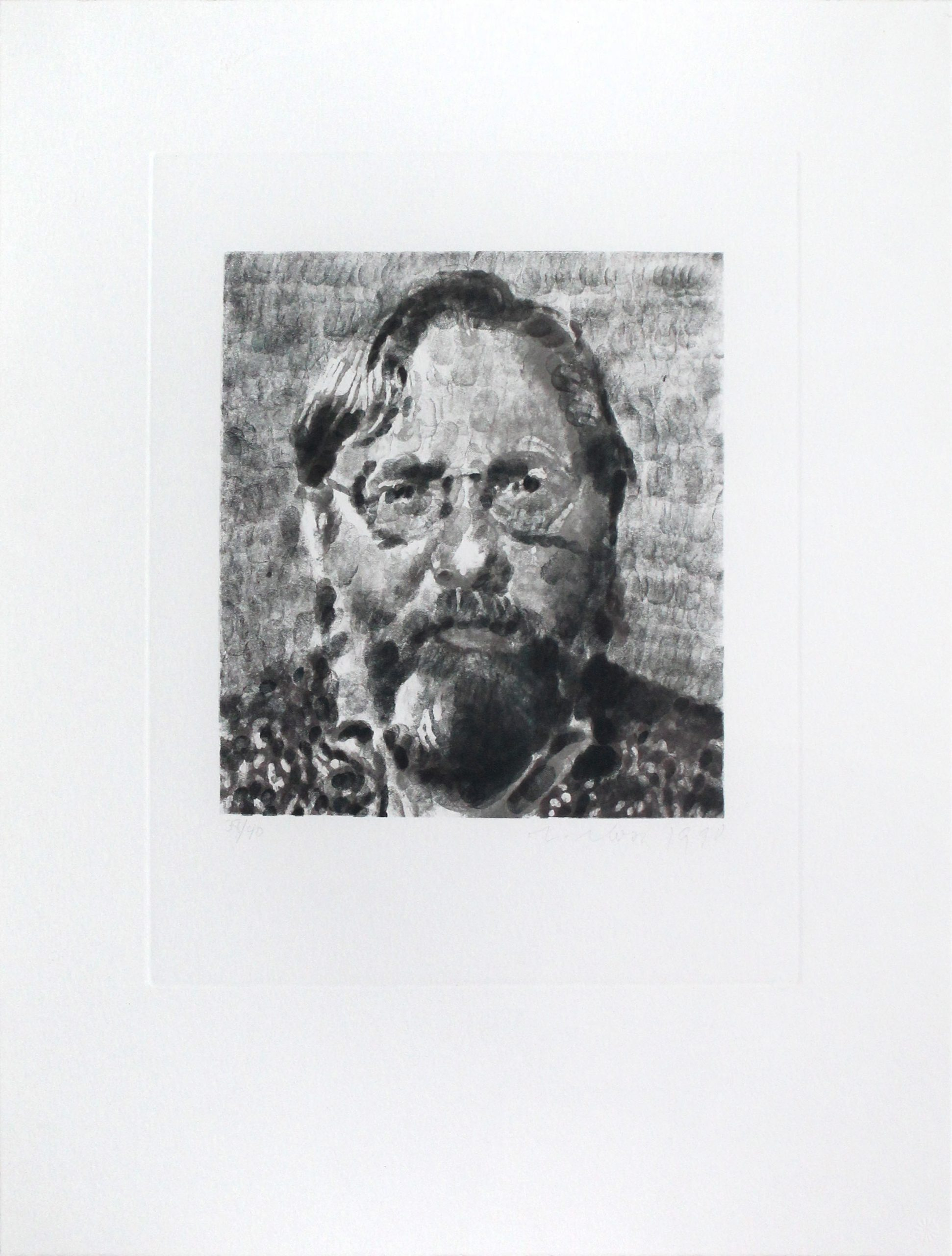 John I by Chuck Close