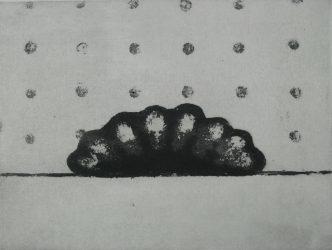Shadowplay 11 by Prunella Clough at Gwen Hughes Fine Art