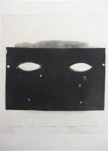 Untitled (Eyes) by Evandro Carlos Jardim