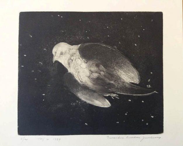 Untitled (Bird) by Evandro Carlos Jardim