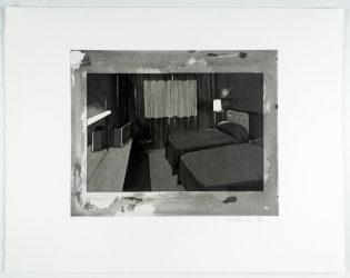 Motel I by Richard Hamilton at