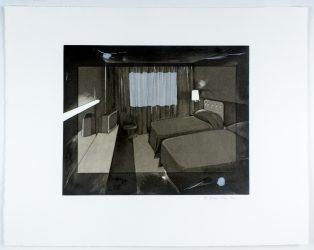 Motel II by Richard Hamilton at