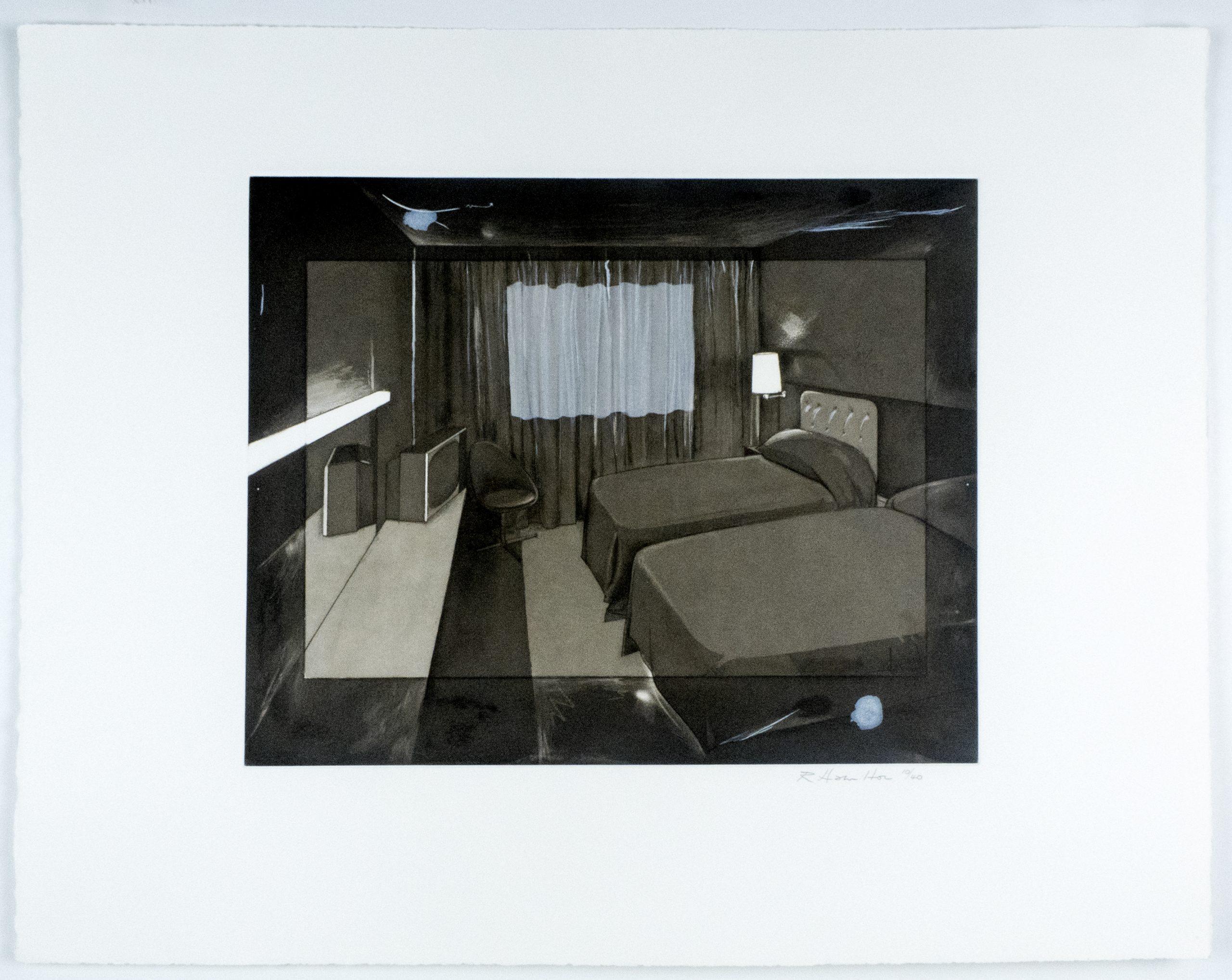 Motel II by Richard Hamilton
