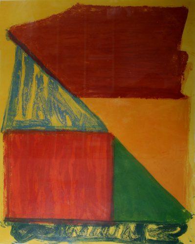 Dido by John Hoyland at