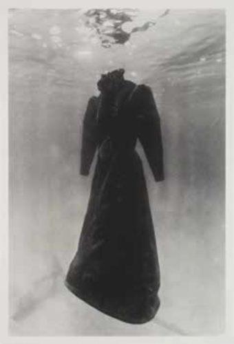 Salt Crystal Bride II by Sigalit Landau