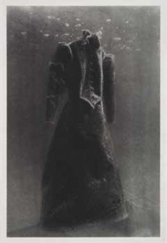 Salt Crystal Bride IV by Sigalit Landau
