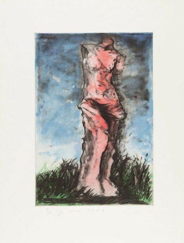 Albertina Venus by Jim Dine