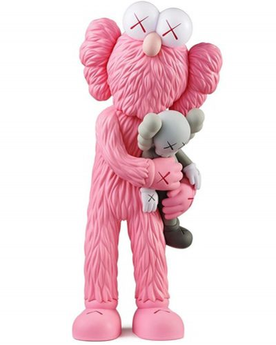 Take (Pink) by KAWS