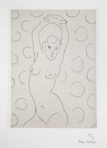 Mouvement de Danse by Henri Matisse