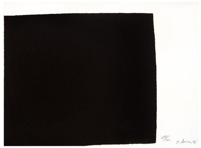 Leo by Richard Serra at