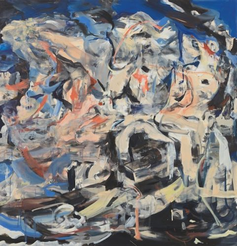 The Last Shipwreck by Cecily Brown