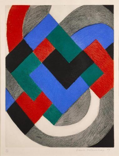Untitled by Sonia Delaunay