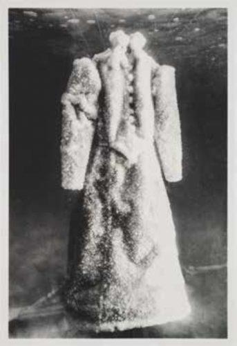 Salt Crystal Bride VII by Sigalit Landau