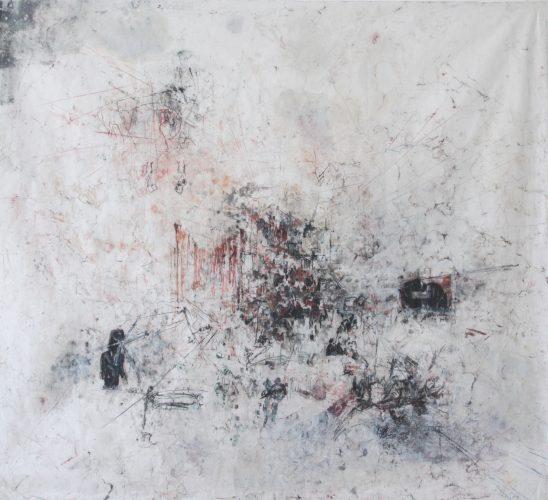 Untitled (Series Temperament Seismographs) by Biba Rigo at