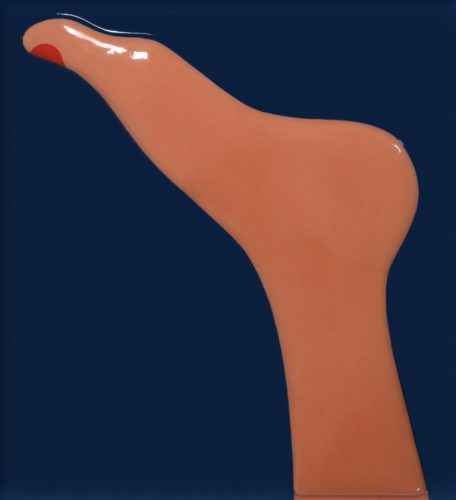 Seascape (Foot) by Tom Wesselmann at