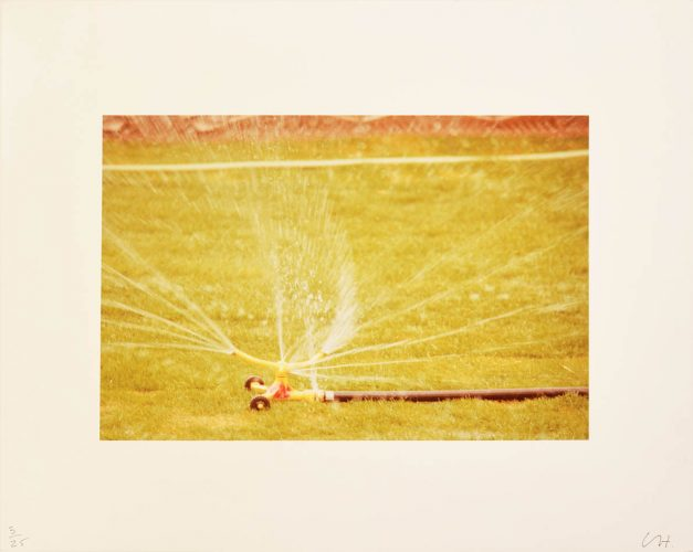 Untitled (Sprinkles) by David Hockney at