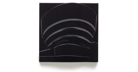 Guggenheim (Black) by Richard Hamilton at