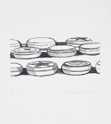 Untitled by Wayne Thiebaud at Shapero Modern