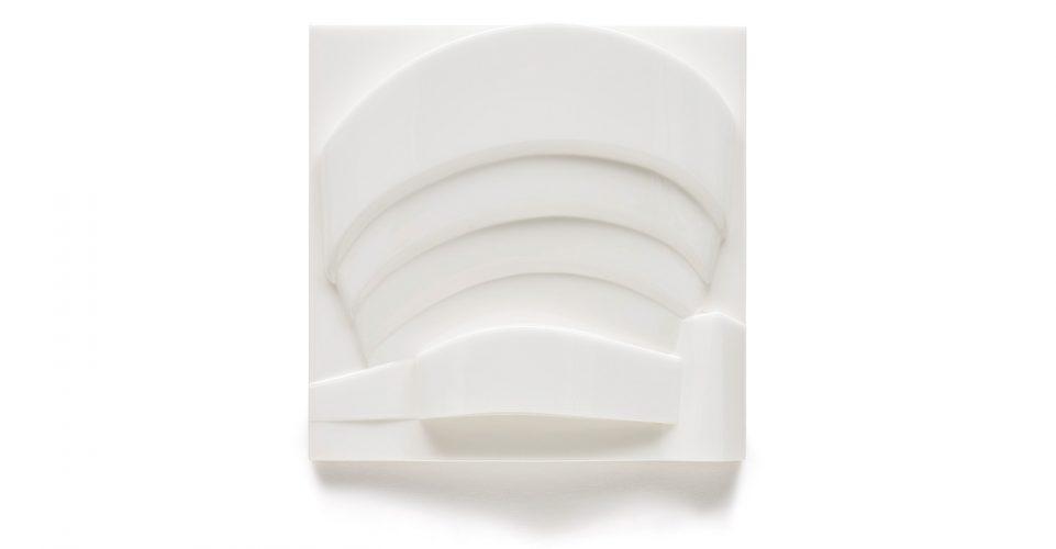 Guggenheim (White) by Richard Hamilton at Shapero Modern